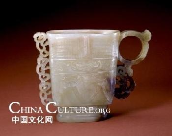 Amor por el jade: un viaje en el tiempo a la corte imperial Qing 1