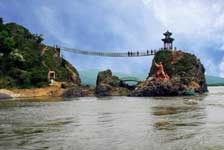 钓鱼台风景区