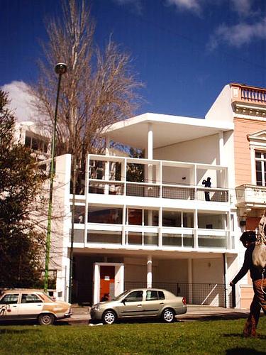 Argentina la casa curutchet de le corbusier spanish for Casa argentina