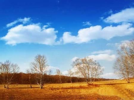 Los paisajes de oto o en la semana dorada de d a nacional - Imagenes paisajes otonales ...