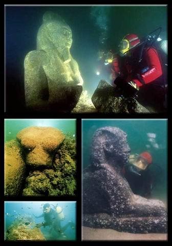 Ciudades antiguas -bajo el agua 1