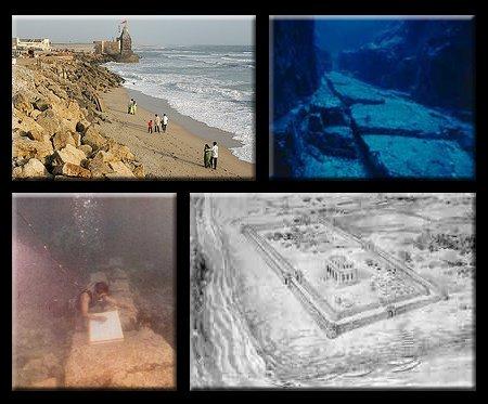 Ciudades antiguas -bajo el agua 2
