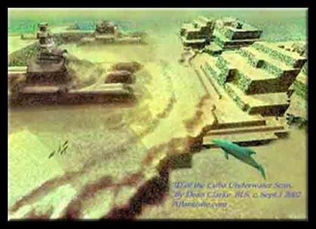Ciudades antiguas -bajo el agua 5