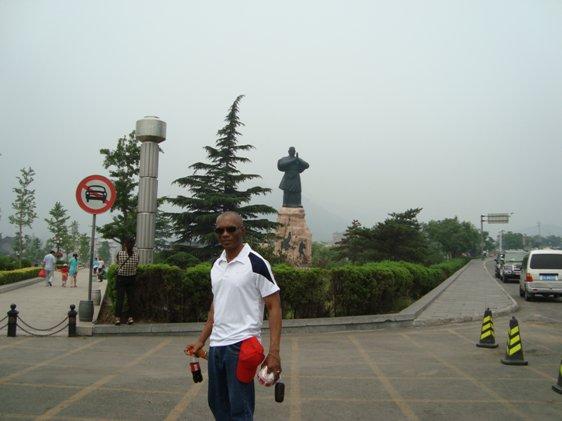 Un día en Templo Shaolin1