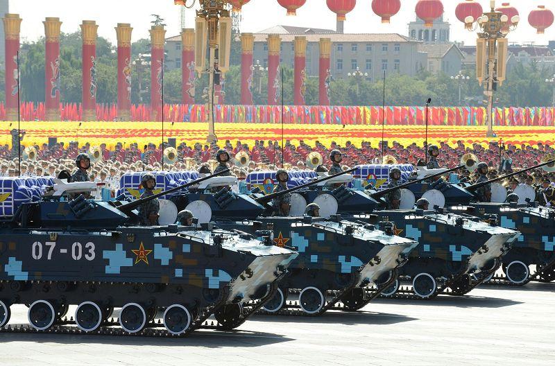 El gran poder Militar de China