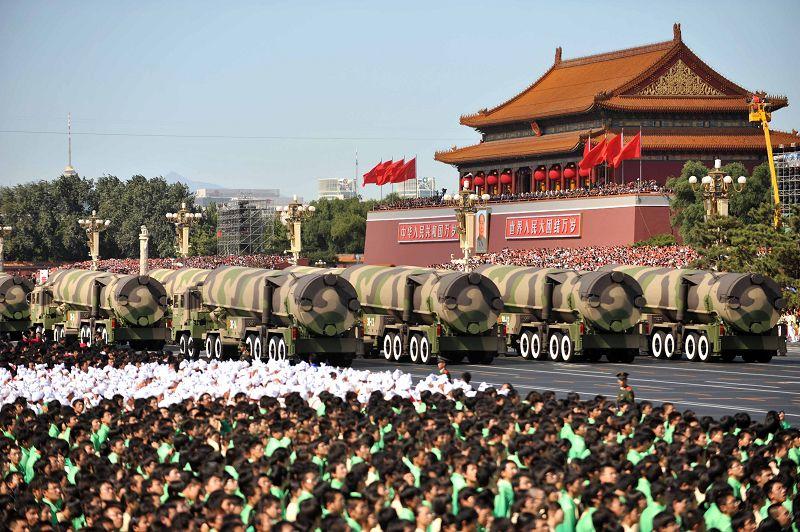 poder chino