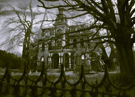 Las trece casas encantadas más terroríficas de Estados Unidos ...