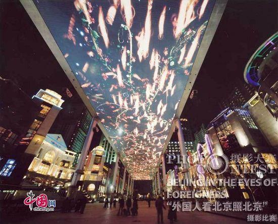 Obras - premios de excelencia -Concurso de Fotografías-Beijing , a los ojos de los extranjeros 1