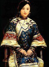 Vestidos tradicionales de China 2