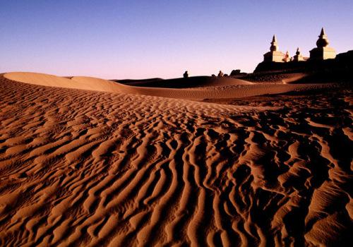Los 5 desiertos más hermosos de China 1