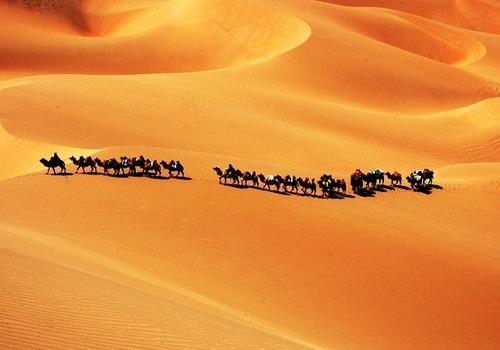 Los 5 desiertos más hermosos de China 3