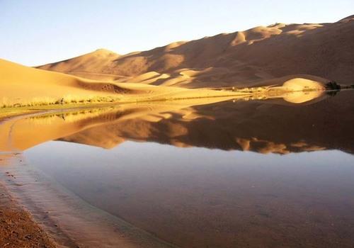 Los 5 desiertos más hermosos de China 4