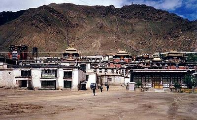 Tashilhunpo, el monasterio más grande del mundo