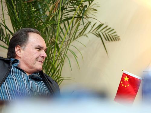 Perú-Harold Forsyth-China-entrevista 1
