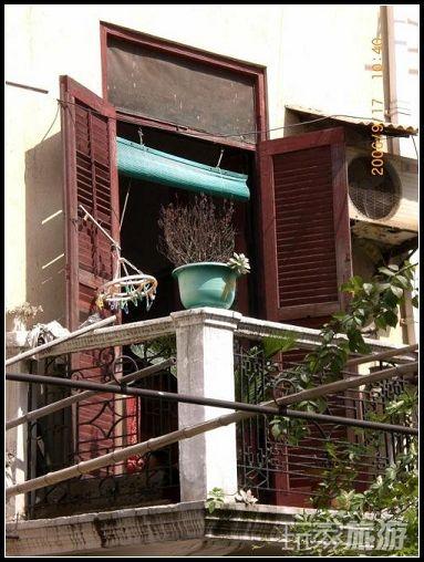 Cultura de Shanghai - Balcones y terrazas 5