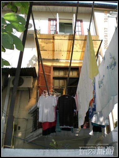 Cultura de Shanghai - Balcones y terrazas 2