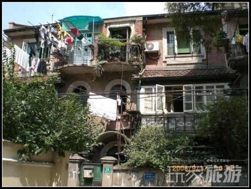 Cultura de Shanghai - Balcones y terrazas 1