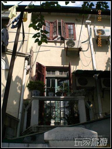 Cultura de Shanghai - Balcones y terrazas 3