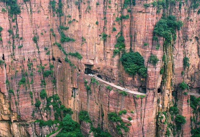 Las 8 maravillas olvidadas de China 1
