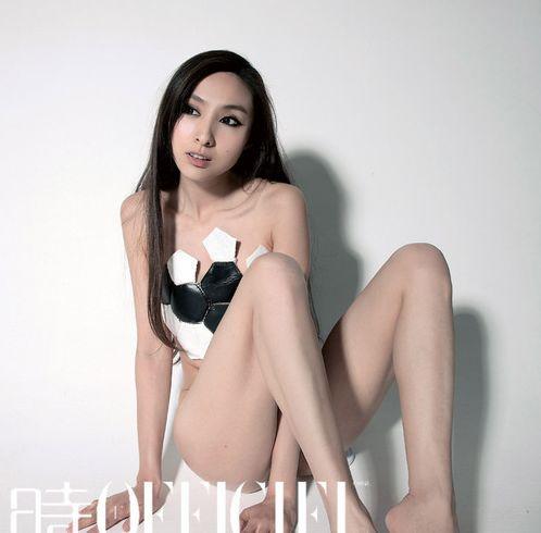 Guapas sexys por Interner quieren ser famosas por la Mundial