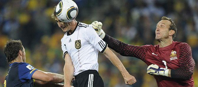 4-0, Alemania gana con mucho éxito