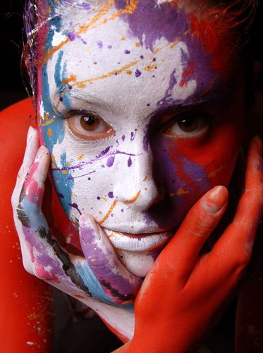 Erich D Body Paint