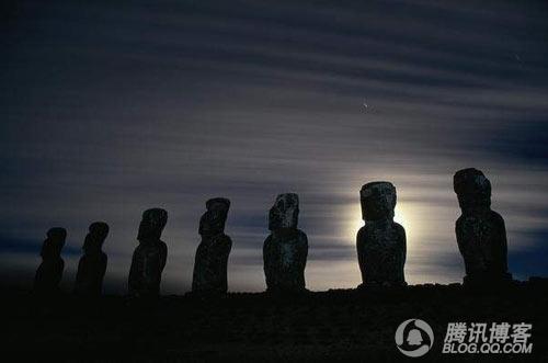 Seis sitios antiguos y misteriosos del mundo 1
