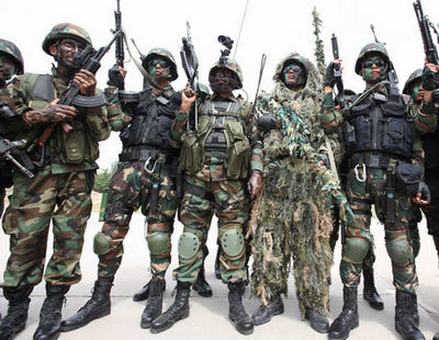 China y Pakistán inician terceras maniobras antiterroristas conjuntas