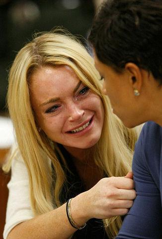 Lindsay Lohan fue envi... Lindsay Lohan
