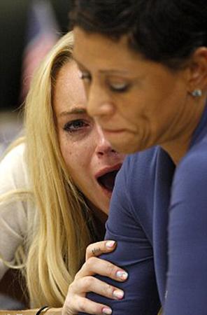 Lindsay Lohan fue envi...