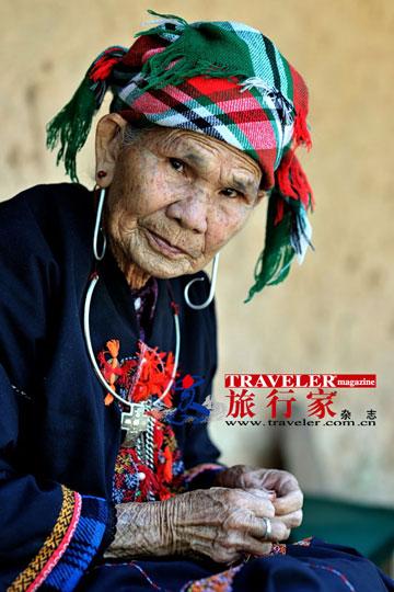 La etnia Li de Hainan: juventud a los 80 años