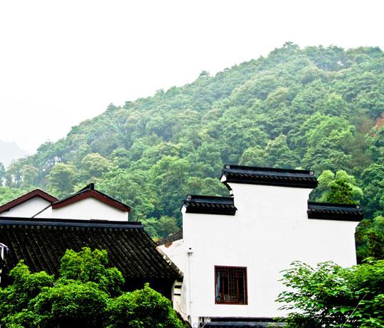 Meijiawu pueblo de 600 años lago del Oeste 3