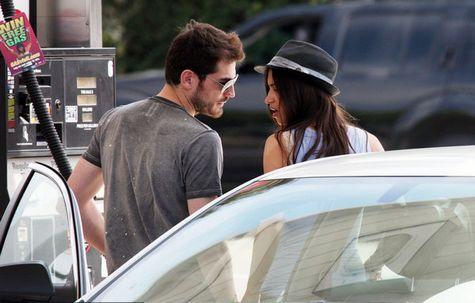 Están de vacaciones Casillas y su novia en EEUU