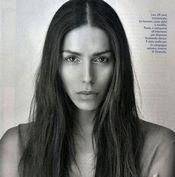 Lea T,modelo transexual , Toninho Cerezo, el futbolista brasileña