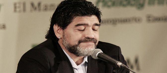 ¨Grondona me traicionó.¨ arremete Maradona