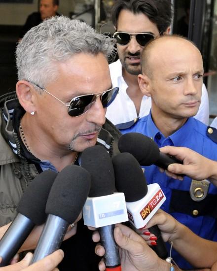 Presenta Baggio en Roma para trabajar con la Federación Italiana de Fútbol