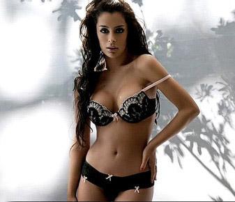 Larissa Riquelme, la diosa paraguaya luce en pikini