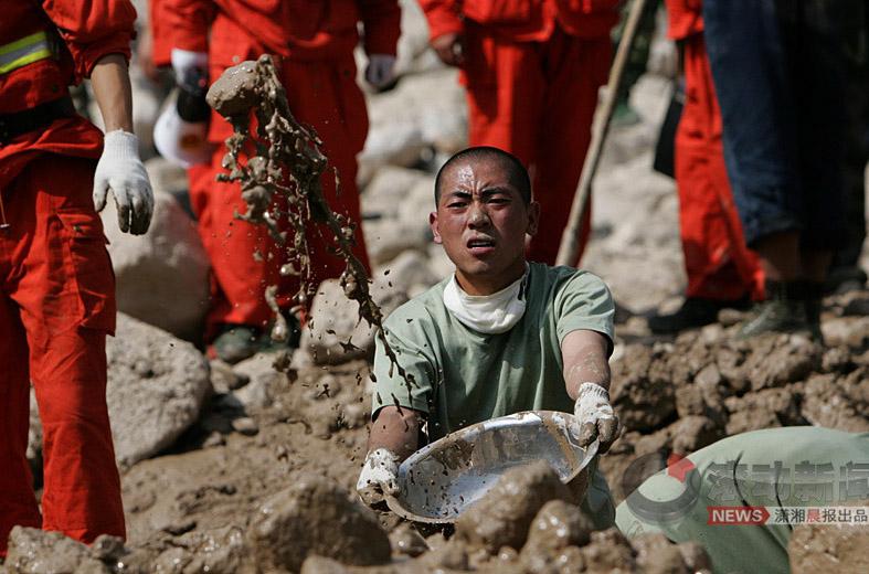 Carrera contra el tiempo por más vidas en Zhouqu