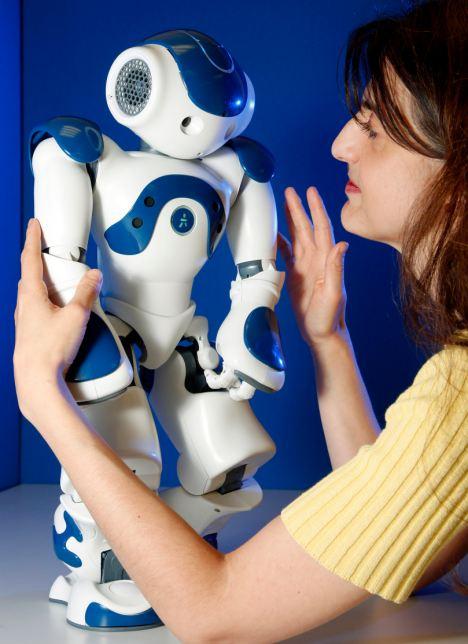 Nao, el primer robot con sentimientos