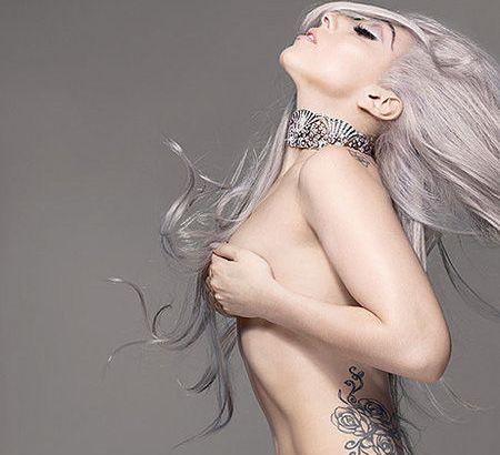 Lady Gaga desnuda en Vanity Fair