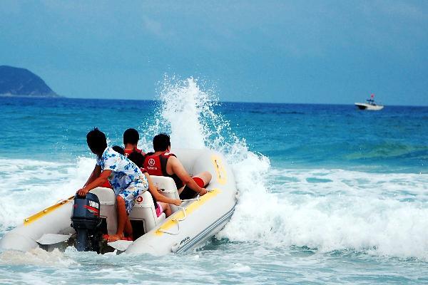 Cuando el calor aprieta, al frescor del mar