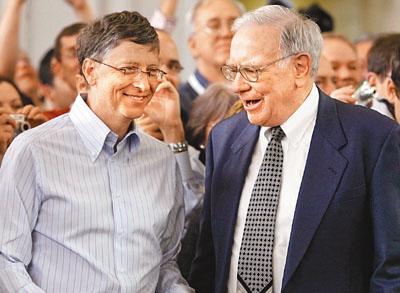 Warren Buffett quiere convencer a los millonarios chinos
