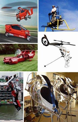Cinco nuevos medios de transporte del futuro 5