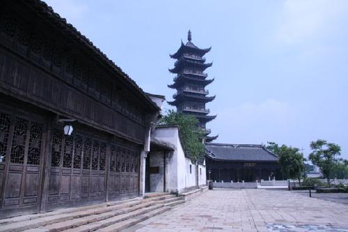Wuzhen paraíso de agua y tiempo 1