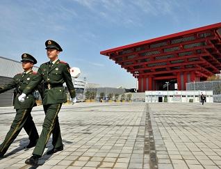 pabellón nacional de China-La corona oriental-Expo Shanghai