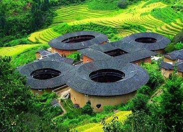 Sentir la vida de los hakkas en los tulous de Fujian