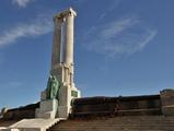 Momumentos en la ciudad vieja de La Habana