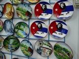 Mercado de artesanía en La Habana