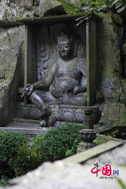 templo Lingyin ideal retiro alma 1