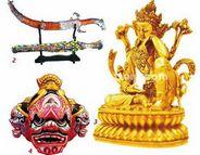 souvenir, Tíbet